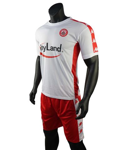 Quần Áo TP Hồ Chí Minh FC Trắng