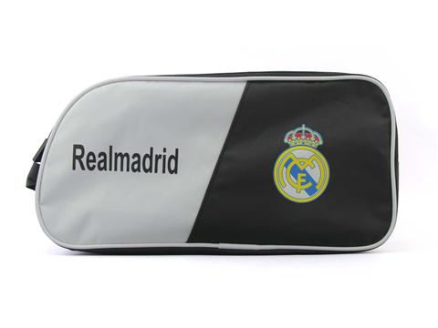 Túi đựng giày 2 ngăn Real Madrid Đen