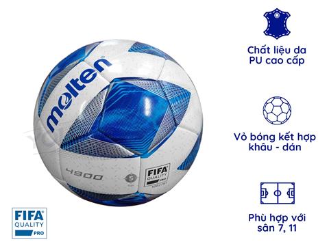 Quả bóng đá Molten số 5 FIFAPro F5A 4900
