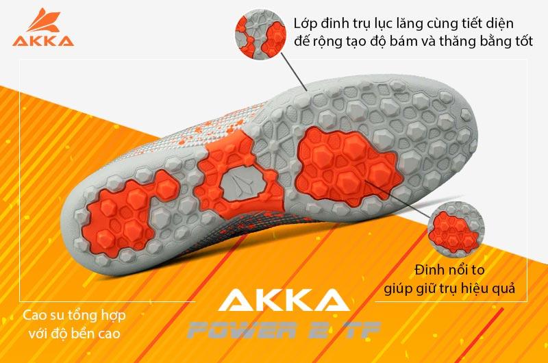 Giày Akka Power 2 TF