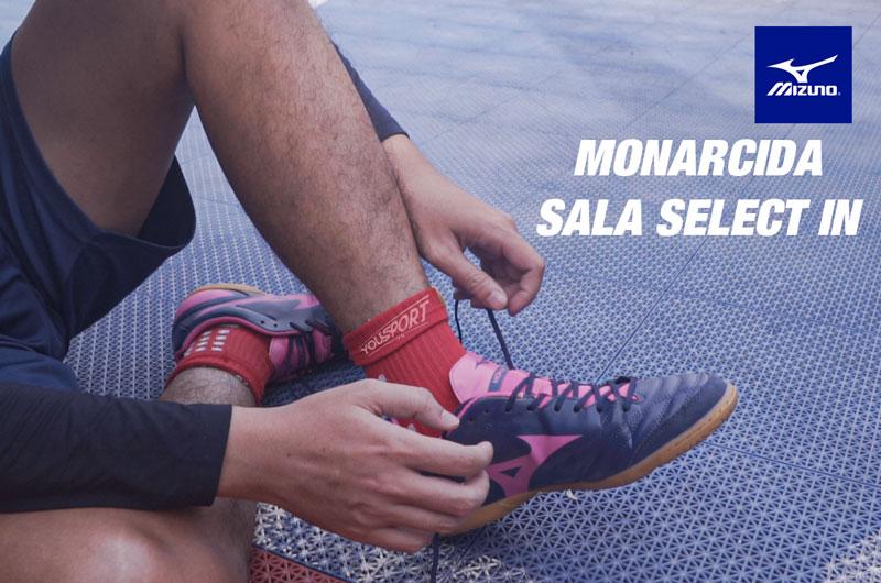 Giày Mizuno Monarcida Sala Select IC