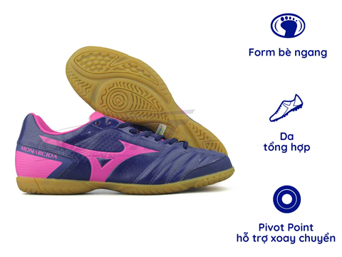 Giày Mizuno Monarcida Sala Select IC