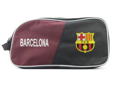 Túi đựng giày 2 ngăn Barcelona Đen