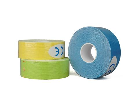 Băng keo thể thao vải 2cm ( Màu ngẫu nhiên)