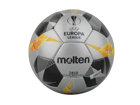 Quả bóng đá Molten 2810 số 5 EUROPA LEAGUE Bạc