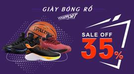 Khuyến mãi giày bóng rổ