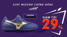 Khuyến Mãi Giày Mizuno